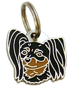 RUSSIAN TOY - pet ID tag, dog ID tags, pet tags, personalized pet tags MjavHov - engraved pet tags online